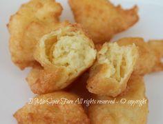 Patate dauphine | ricetta con patate facili: un classico della tradizione culinaria francese. Sono dei bignè di patate sofficissimi dal sapore delicato.