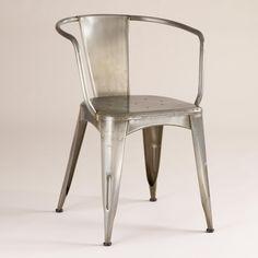 Metal Jackson Tub Chair | World Market