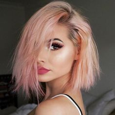 Kylie Jenner Peach Hair Color