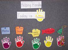 Teaching Strategies blog - Chores and Classroom Jobs