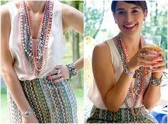 Necklaces..