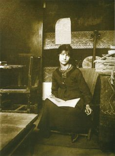 Jeanne Hébuterne, o grande amor de Modigliani, que suiciou-se um dia depois da morte do amado, quando estava grávida do segundo filho deles.