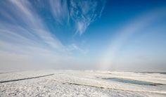 fogbow. photo by luke trusel.