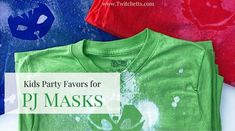 PJ Masks Party Ideas. Create amazing PJ Masks Party favors, food table fun, and PJ Masks Party desserts. Create your own free PJ Masks printables.