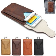 Find More Phone Bags & Cases Information about Double Layer Design Mountain Climbing Waist Leather Bag, Back for…