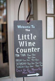 In Vino Veritas at The Little Wine Counter | Edible Silicon Valley