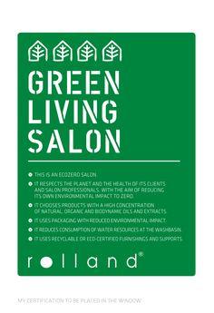 green living salon