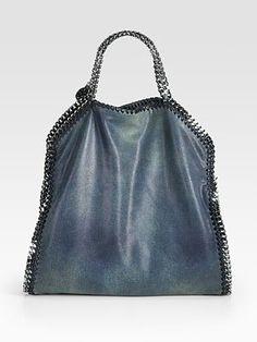 WANT! Stella Mccartney bag.
