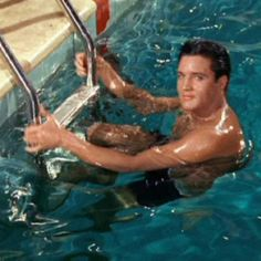 Hey Elvis was hot back in his younger days.