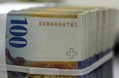 İsviçre frangı, Euro karşısında değer kaybetti - İsviçre frangı, Euro karşısında değer kaybetti