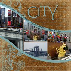 City Views - left side