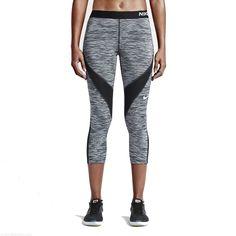 Nike PRO HC CAPRI REFLECT