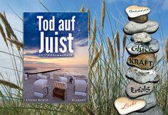 """""""Tod auf Juist"""" von ULRIKE BUSCH  Statt der eigenen Mitte finden sie auf #Juist den Tod!  http://amzn.to/2t85qwM  #Ostfrieslandkrimi"""