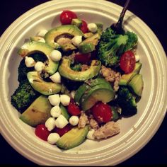 salads and more salads. on Pinterest | Salads, Caprese Salad and ...