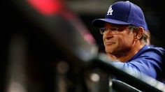 "Dodgers Manager Don ""Donnie Baseball"" Mattingly.  You better BELIEVE he belongs in the HoF!"