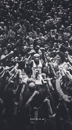 "SPECTACULAR AD Nike | LeBron James ""Together"" 