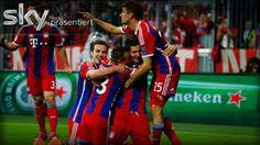 Bayern München schlägt Porto im Rückspiel des Champion-League-Viertelfinales mit 6:1 und zieht ins Halbfinale ein.