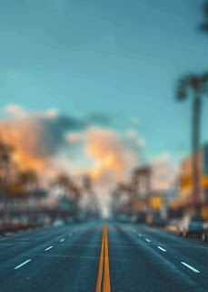 Road Sky Hd Background Blur Backgrounds In 2019 Picsart
