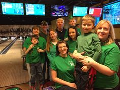 James River Air bowls for Junior Achievement of Central Virginia #JACV #BowlfortheGreen