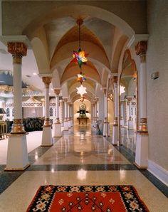 Interior Design • Aladdin and Jasmine's Palace?