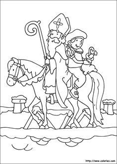 Le voyage de Saint Nicolas
