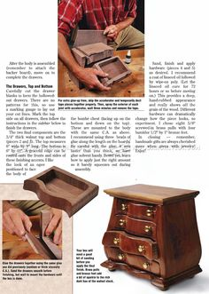 Bombe Jewelry Box Plans - Woodworking Plans