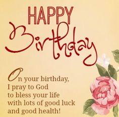 Christian birthday quotes for a friend religious happy birthday Happy Birthday Aunt Meme, Happy Birthday Wishes For Her, Birthday Wish For Husband, Happy Birthday Quotes For Friends, Birthday Wishes And Images, Birthday Blessings, Birthday Wishes Cards, Happy Birthday Messages, Boyfriend Birthday