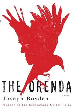 The Orenda charts the surprisingly dramatic 17th-century-arrival French Jesuit missionaries in Canada via three perspectives: 1) Snow Falls, a young Iroquois girl, 2) Père Christophe, the missionary kidnapped alongside her, and 3) Bird, the Huron warrior who is holding both of them captive.