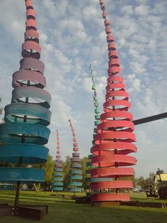 DoLab towers at LIB'13