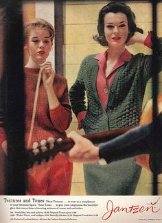 August Vogue 1959 Jantzen