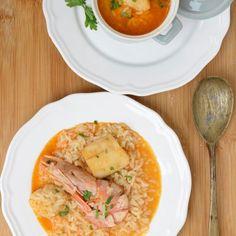 Experimente a receita de Arroz de Tamboril da Nestlé e surpreenda todos com os seus dotes culinários. Veja aqui como é fácil preparar este prato fantástico e sem glúten.