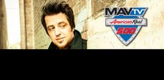 American Idol winner Lee DeWyze will sing the National Anthem prior to the start of the MAVTV 500 INDYCAR World Championship race. Aug.30/14