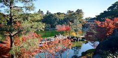 Tokugawa Art Museum Garden, Nagoya, Japan