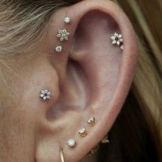 Ear Piercings: How Many Is Too Many? | Fashion, Trends, Beauty Tips & Celebrity Style Magazine | ELLE UK