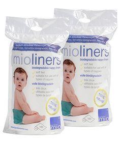 Bambino Mio Mioliners 2x160