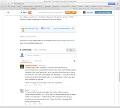 TNW DISQUS sample  http://thenextweb.com/microsoft/2012/10/25/windows-8-one-thing-i-love-and-one-thing-i-hate/