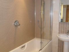 For bathroom wall panel and waterproof wall panels - multiPANEL - luxury tiling alternative