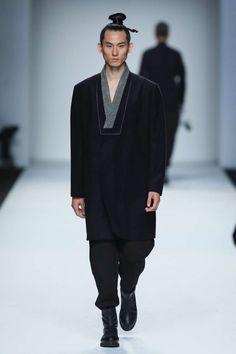 Eyensree Fall-Winter 2017 - Shanghai Fashion Week