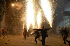 Por que católicos adoram fogos – Almir Ferreira