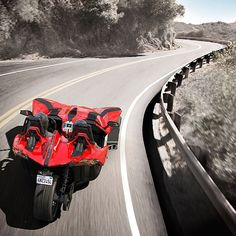 2015 Polaris Slingshot 3 Wheel Car
