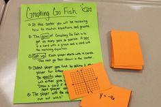Writing Linear Equations Centers « Middle School Math Mania