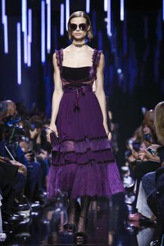 Elie Saab Fall/ Winter 2017 Collection