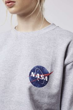 Photo 5 of Nasa Distressed Sweater by Tee & Cake
