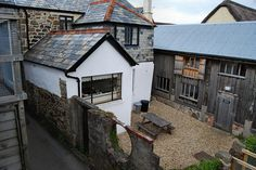 Finch Foundry courtyard, via Flickr.