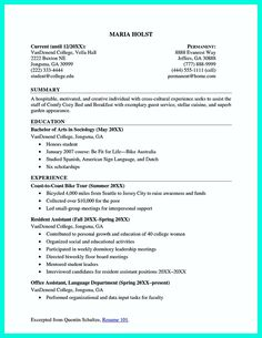 For College Students | 3-Resume Templates | Pinterest | Sample ...