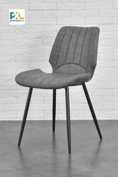 Táto elegantná [en.casa] Jedálenská stolička AACM-9032 bola navrhnutá v modernom štýle a vyznačuje sa skvelým, kvalitným spracovaním, čistým, moderným dizajnom, ktorý skvele zapadne aj do vašej domácnosti. Svoje miesto si nájde v kuchyni, jedálni, obývačke alebo aj v pracovni. Svojím štýlovým vzhľadom je vhodnou voľbou pre kaviarne, cukrárne a reštaurácie.