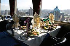 Roma Revolving Restaurant Durban