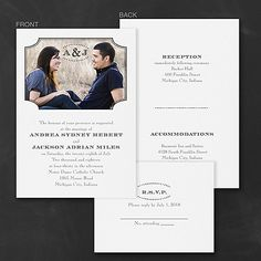 All About You - Invitation    |   40% OFF |  http://mediaplus.carlsoncraft.com/Wedding/Wedding-Invitations/3254-TWS36277-All-About-You--Invitation.pro