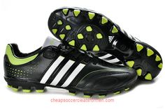 I would totally rock a pair of adidas soccer shoes, just for kicks!