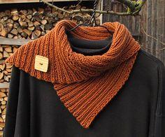 Ravelry: Andrea-Krägelchen pattern by Andrea Piekarek Knit Cowl, Knitted Shawls, Knit Crochet, Knitted Scarves, Knitting Patterns Free, Knit Patterns, Free Knitting, Free Pattern, Under Armour Herren